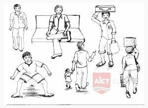 nata sketches and drawings nata and jee arch coaching